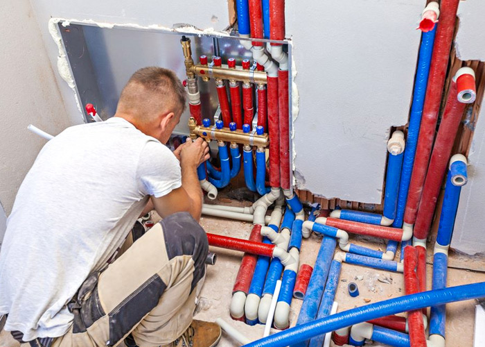 FC Service, entreprise de plomberie et chauffage à Gourin